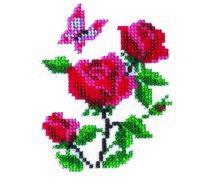 """Вышивка бисером """"Розы"""""""