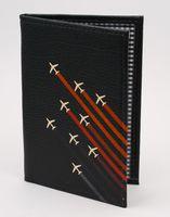 "Обложка на паспорт ""Самолеты"""