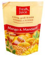"""Соль для ванн """"Манго и мандарин"""" (200 г)"""