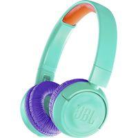 Наушники с микрофоном JBL JR300BT (бирюзовые)