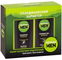 "Подарочный набор ""Modum For Men"" (шампунь, гель для душа)"