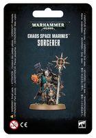 Warhammer 40.000. Chaos Space Marine. Sorcerer (43-69)