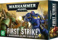 Warhammer 40.000. First Strike (40-04-60)