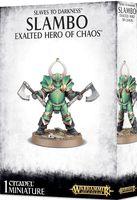 Warhammer Age of Sigmar. Slaves to Darkness. Slambo. Exalted Hero of Choas (71-81)