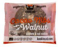 """Печенье """"Kookie Cat. Грецкий орех и какао крупка"""" (50 г)"""