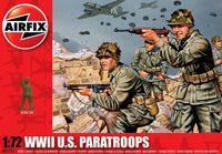 """Набор миниатюр """"Парашютисты США"""" (масштаб: 1/72)"""