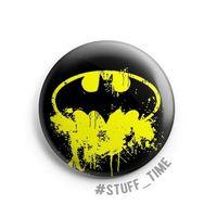 """Значок маленький """"Бэтмен"""" (арт. 067)"""