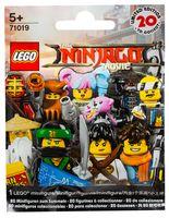 "LEGO Minifigures ""Ниндзяго"""