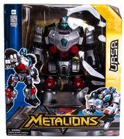 """Робот-трансформер """"Metalions. Ursa"""""""