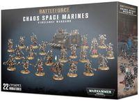 Warhammer 40.000. Chaos Space Marine. Vengeance Warband (71-88)