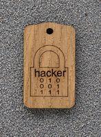 """Брелок """"Hacker"""" (арт. 646-2)"""