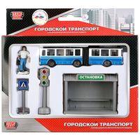 """Игровой набор """"Троллейбус"""" (арт. SB-16-18-A)"""