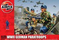 """Набор миниатюр """"Немецкие парашютисты"""" (масштаб: 1/72)"""