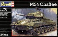 """Танк """"M24 Chaffee"""" (масштаб: 1/76)"""