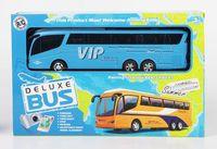 """Автобус на радиоуправлении """"Deluxe Bus"""""""