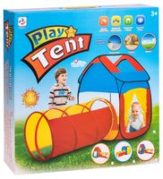 """Детская игровая палатка """"Домик с тоннелем"""""""