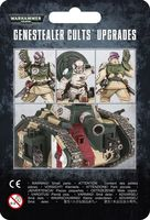 Warhammer 40.000. Genestealer Cults. Upgrades (51-55)