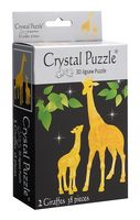 "Пазл ""3D. Два жирафа"" (38 элементов)"