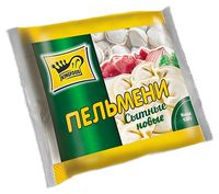 """Пельмени """"King Food. Сытные. Новые"""" (430 г)"""