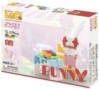 """Конструктор """"LaQ. Bunny"""" (175 деталей)"""