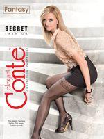 """Колготки женские фантазийные """"Conte. Secret"""""""