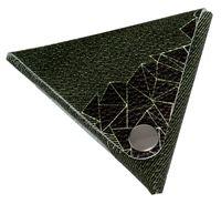 """Монетница треугольная """"Геометрия"""""""