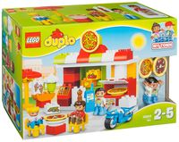 """LEGO Duplo """"Пиццерия"""""""