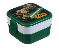 """Контейнер для еды """"Звездные войны"""" (0,4 л; зеленый)"""