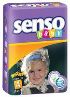 "Подгузники ""Senso baby. Maxi"" (7-18 кг, 19 шт)"