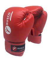 Перчатки боксёрские (10 унций; красные)