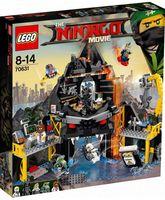 "LEGO The Ninjago Movie ""Логово Гармадона в жерле вулкана"""