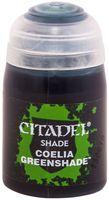 """Краска акриловая """"Citadel Shade"""" (coelia greenshade; 24 мл)"""