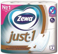 """Туалетная бумага """"Just 1"""" (4 рулона)"""