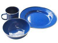 Набор эмалированной посуды