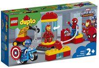 """LEGO Duplo """"Лаборатория супергероев"""""""