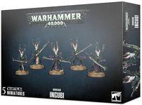 Warhammer 40.000. Drukhari. Incubi (45-40)