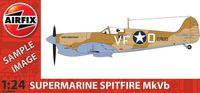 """Истребитель """"Spitfire MkVb"""" (масштаб: 1/24)"""