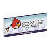 """Акварель медовая """"Angry Birds"""" (12 цветов, без кисти)"""
