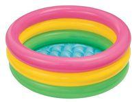 """Бассейн надувной детский """"Sunset Glow Baby Pool"""" (86х25 см)"""