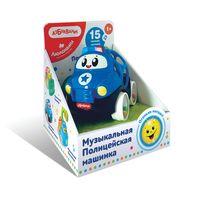 """Музыкальная игрушка """"Полицейская машинка"""""""