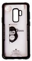 Чехол Biggo для Samsung S9 plus (черный)