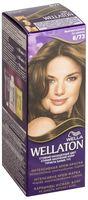 """Крем-краска для волос """"Wellaton. Интенсивная"""" (тон: 6/73, молочный шоколад)"""