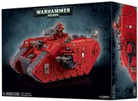 "Миниатюра ""Warhammer 40.000. Chaos Space Marines Land Raider"" (43-17)"