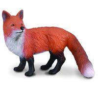 """Фигурка """"Рыжая лисица"""" (4 см)"""