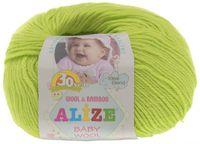 "Пряжа ""ALIZE. Baby Wool №612"" (50 г; 165 м)"