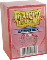 """Коробочка для карт """"Dragon Shield"""" (100 карт; розовая)"""