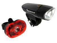 """Комплект освещения для велосипеда """"HW XC-785 + XC-305L"""""""