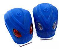 """Комплект освещения для велосипеда """"HW BS-FT215D"""" (синий)"""