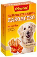 """Лакомство для собак """"Морская форель"""" (90 шт.)"""