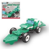 "Конструктор ""LaQ. Mini Racer Green"" (37 деталей)"